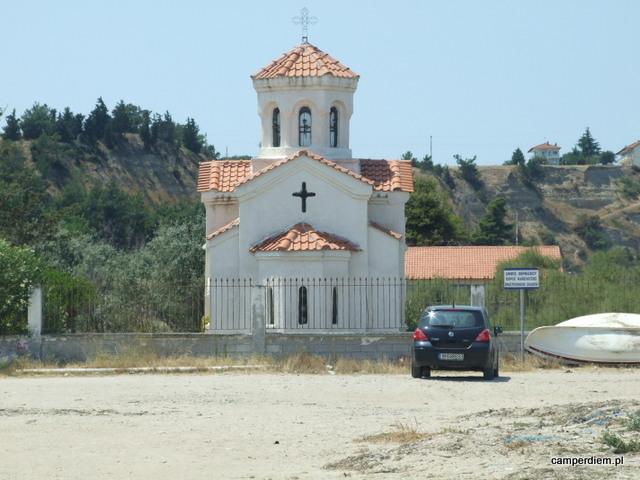kościół w Ag.Triada