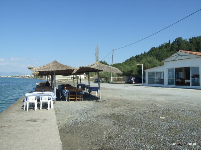 tawerna Barba Fotis w Ag. Triada