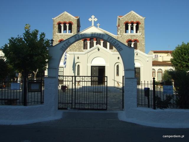 kościół Ag. Triada w... Ag. Triada