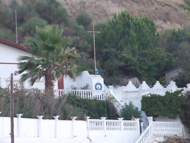 domy na skraju Ag. Triada
