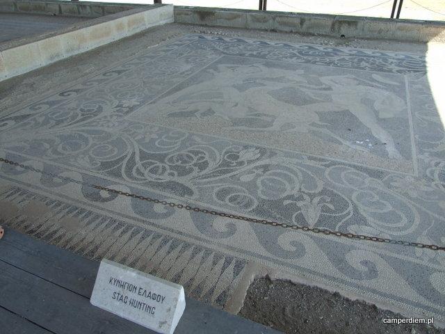 mozaiki w Pella