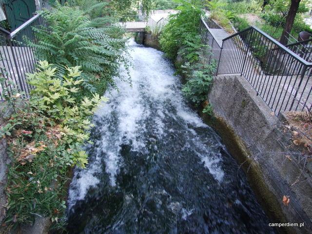 wodospady Edessa