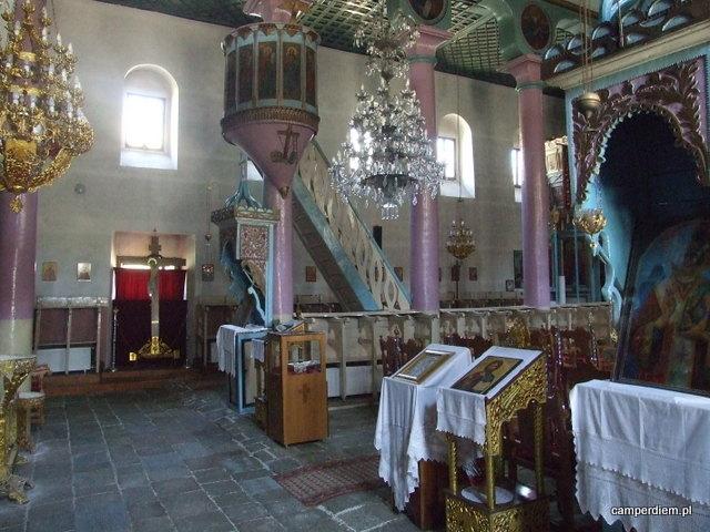 kosciol parafialny w. Agios Germanos