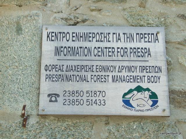 informacja turystyczna w Agios Germanos
