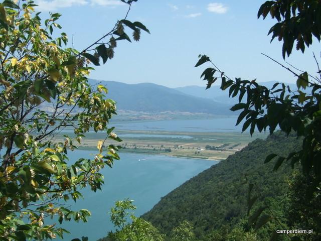jeziora Prespa