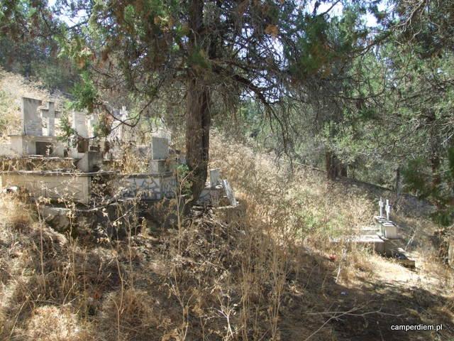 cmentarz w Psarades
