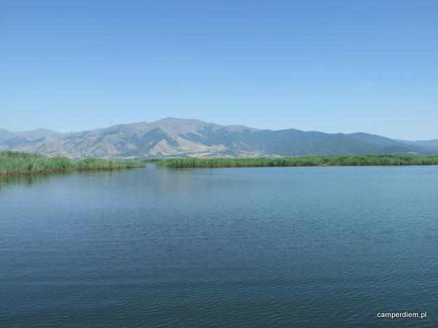 jezioro Mikri Prespa