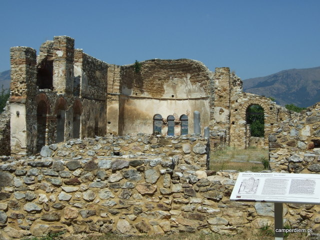 bazylika Agios Achillios
