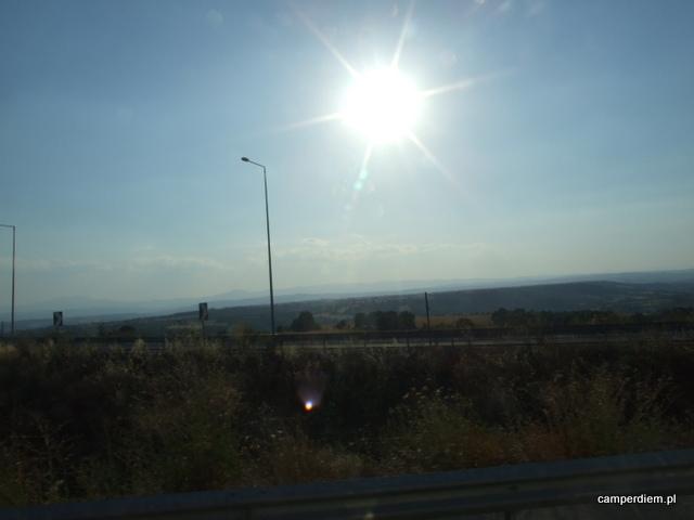 w drodze do Meteory