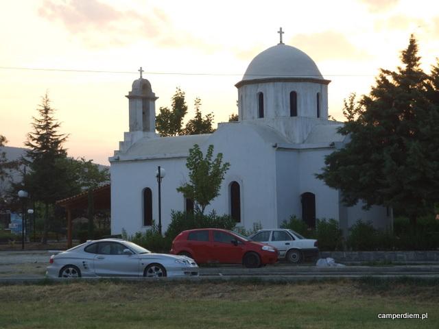 kościół w Stomio