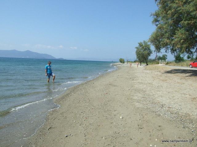 plaża Orei