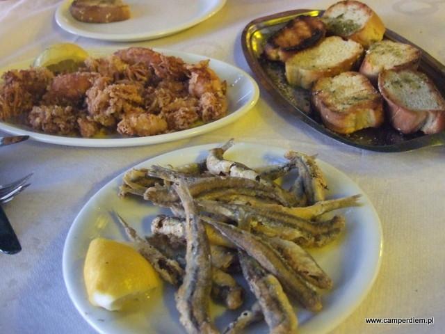 wyśmienita kolacja w Kanatadika