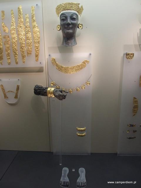 muzeum w Delfach