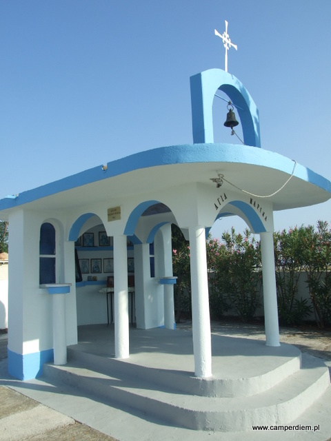kapliczka Agios Marina