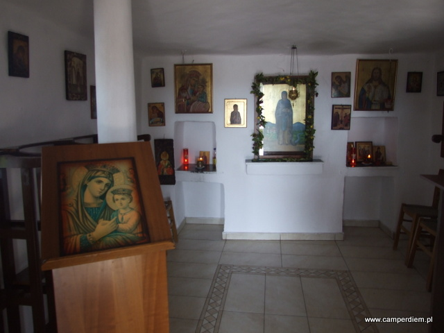 kapliczka Agios Paraskevi