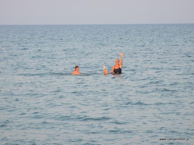 ostatnia kąpiel w Grecji
