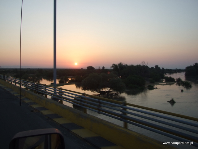 ostatni wschód słońca w Grecji