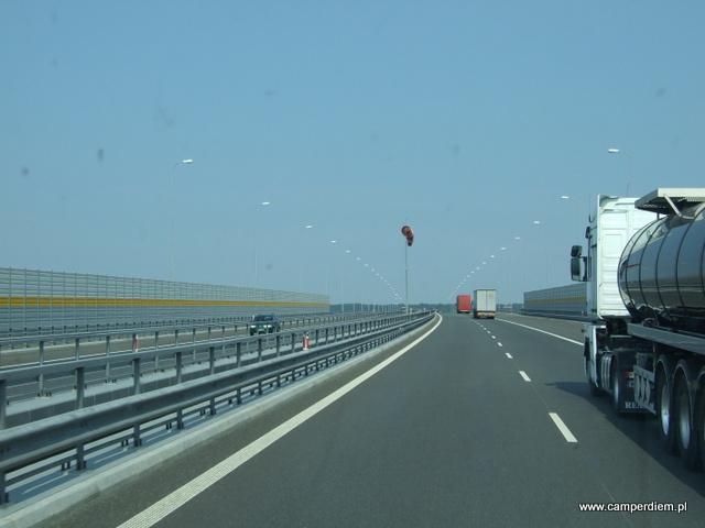 na autostradzie A1
