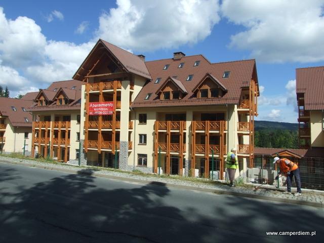 nowe apartamenty w Szklarskiej Porębie