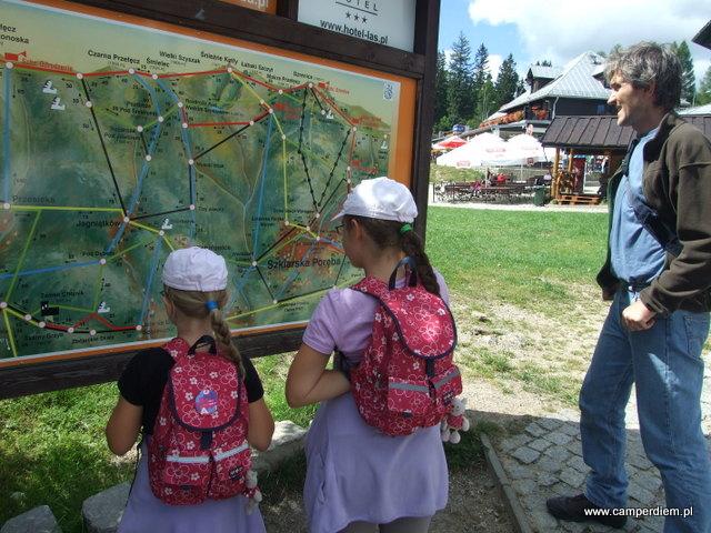 dolna stacja kolejki linowej na Szrenicę