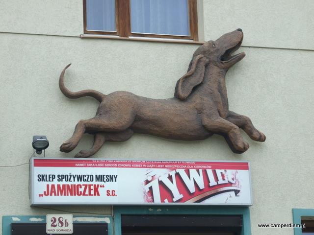 sklep Jamniczek przy ul. Nad Lomnica w Karpaczu, przyjemna obsługa-niskie ceny