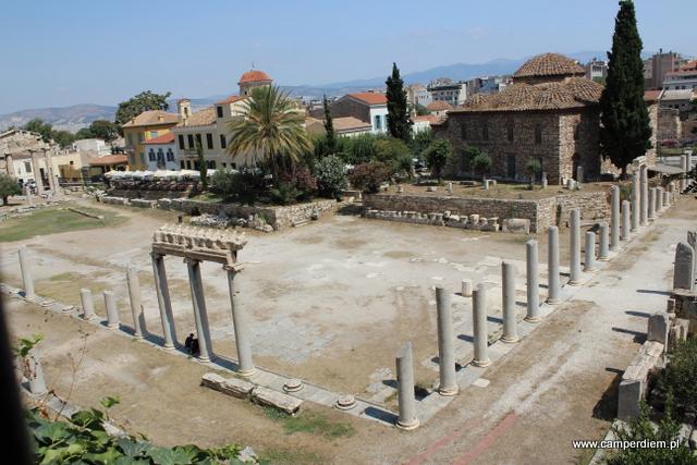rzymska Agora
